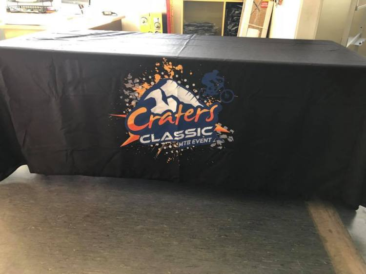 Table Cloth - Custom Printed