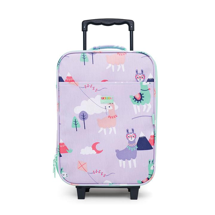 Kids wheelie case travel bags and suitcases