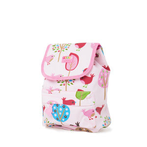 Top Loader Backpack - Chirpy Bird