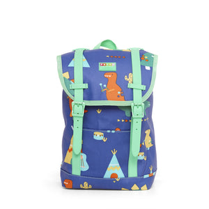 Backpack Buckle Up - Dino Rock
