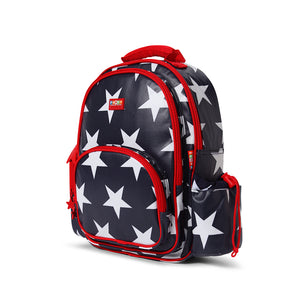 Backpack Large - Navy Star