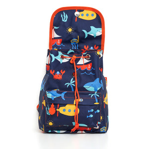 Top Loader Backpack - Anchors Away