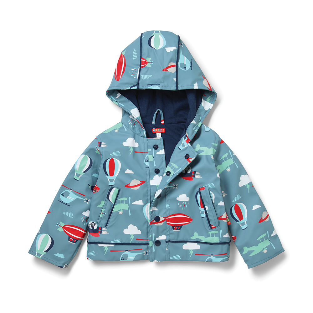 Space Monkey Raincoat