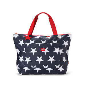 Kids Star Print Tote Bag