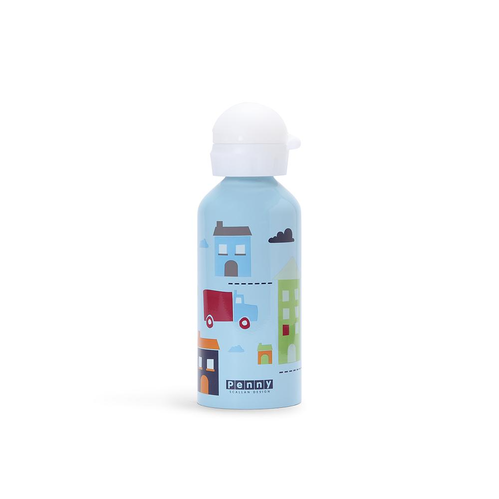Drink Bottle Stainless Steel - Big City