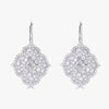 Pacha on Wire Earrings in Diamond