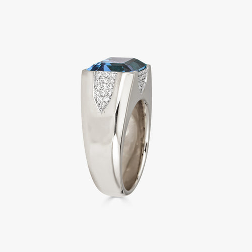 Pietra Small Ring