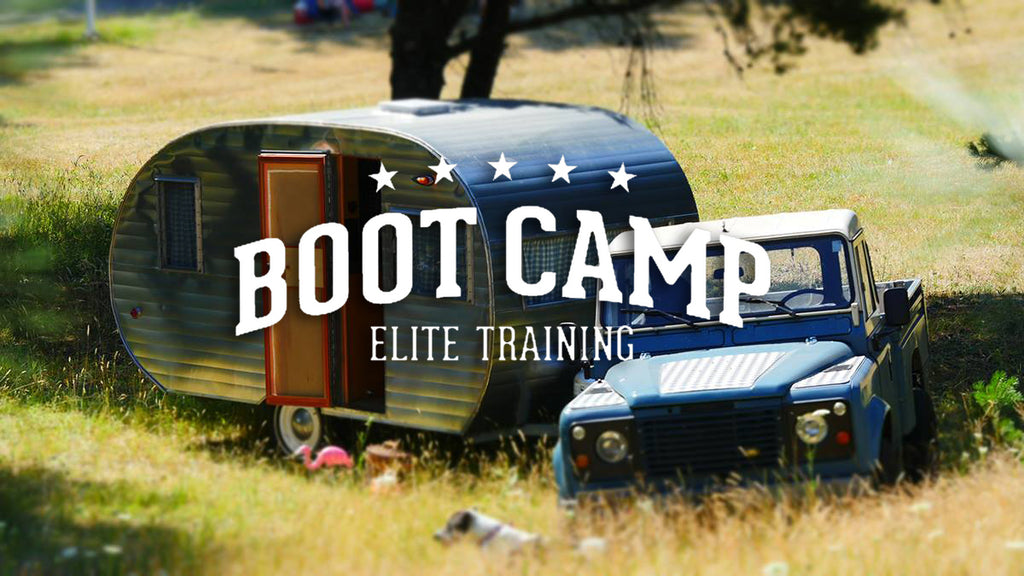 We're going to Boot Camp!: The Audio Field Guide to Vintage Trailers' interview with Paul Lacitinola