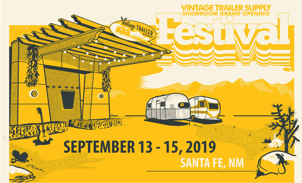 Vintage Trailer Supply is Throwing a Party!: The Audio Field Guide to Vintage Trailers' podcast interview with Steve Hingtgen.