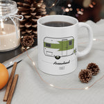 Arrowhead | Green (1957), 11 oz. Ceramic Mug