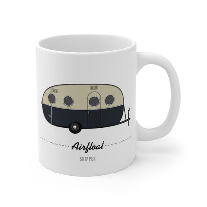 Airfloat Skipper (1937), Ceramic Mug - Vintage Trailer Field Guide