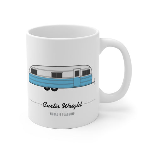 Curtis Wright Model 6 Flagship (1947), Ceramic Mug
