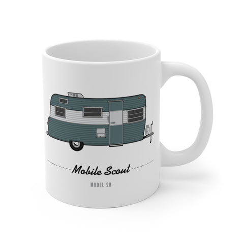 Mobile Scout Model 20 (1966), Ceramic Mug