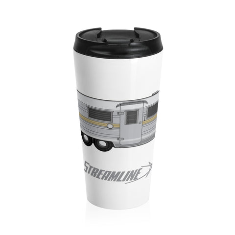 Streamline Duchess Stainless Steel Travel Mug - Vintage Trailer Field Guide