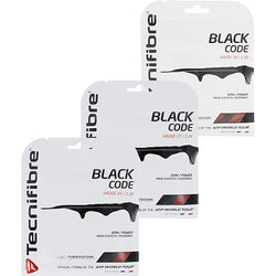 Tecnifibre Black Code Set