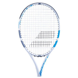 Babolat Boost D 2019 White and Blue Tennis Racquet