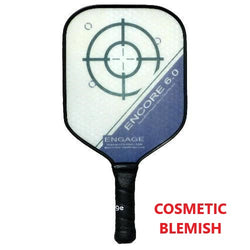 Engage Encore 6.0 Lightweight Pickleball Paddle Cosmetic Blemish