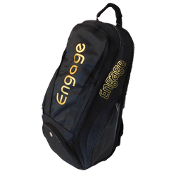 Engage Players Backpack Black and Gold