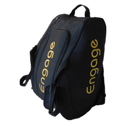 Engage Team Bag Black and Gold
