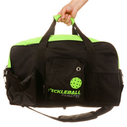 Pickleball Fanatic Duffle Bag