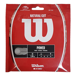 Wilson Natural Gut Set