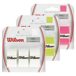 Wilson Pro Overgrip Perforated
