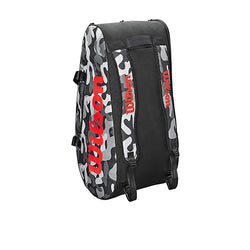 Wilson Super Tour 3 Compartment Camo Bag (15 Pack)