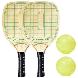 Pickleball Inc. Swinger Wood Paddle Bundle