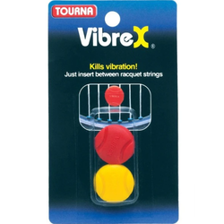 Tourna Vibrex Assorted Dampeners 2 Pack