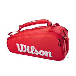Wilson Super Tour 15 Pack Red