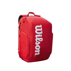 Wilson Super Tour Backpack Red 2021