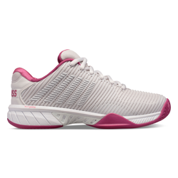 K-Swiss Women's Hypercourt Express 2 Nimbus Cloud and Cactus Flower