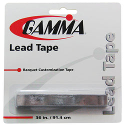 "Gamma Lead Tape 1/2"" x 36ft"