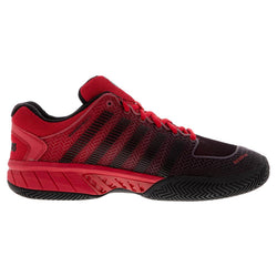K-Swiss Men's Hypercourt Express Tennis Shoes Lollipop and Black