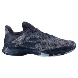 Babolat Men's Jet Tere Tennis Shoes Black and Dark Grey