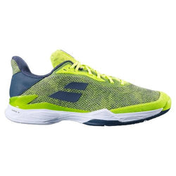 Babolat Men's Jet Tere Tennis Shoes Flouro Yellow