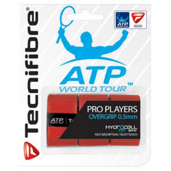 Tecnifibre Pro Players Tennis Overgrip 3 Pack