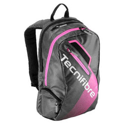 Tecnifibre Rebound Endurance Tennis Backpack Black and Pink
