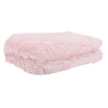 Load image into Gallery viewer, Furry Land clutch bag (baby pink)