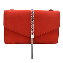 Load image into Gallery viewer, Sassy Suede Sling  ( Red )