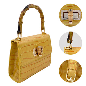 Yellow Desire (Bamboo handle)