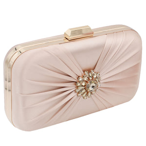 Brooch clutch