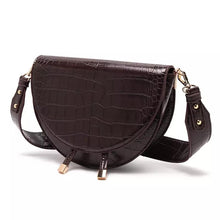 Load image into Gallery viewer, Sassy Saddle bag (Brown)