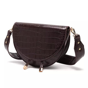 Sassy Saddle bag (Brown)