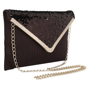 Marie sequence envelope clutch