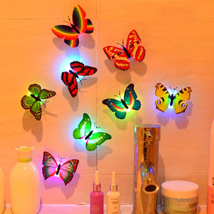 Color Changing Butterfly Lights
