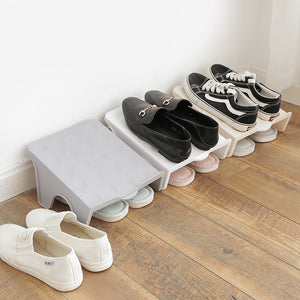 Double Shoe Racks