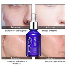 Load image into Gallery viewer, Wonder Essence - Blueberry Collagen Hyaluronic Serum - Anti Wrinkle + Moisturizing