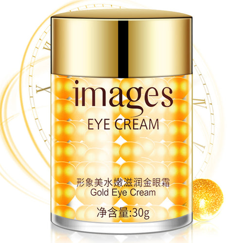 Gold Eye Cream - Daily Youth Restoring Eye Treatment