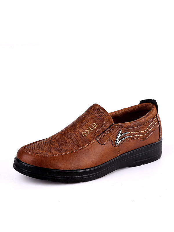 Non-Slip Soft Sole Men's Shoes